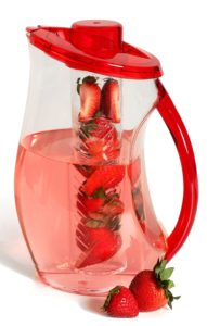 Decodyne Fruit Infusion Pitcher - 3.25 Quart