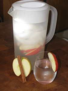 Apple Cinnamon Water Recipe