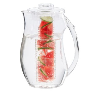 Andrew James 2.7L Infusion Pitcher With Ice Core